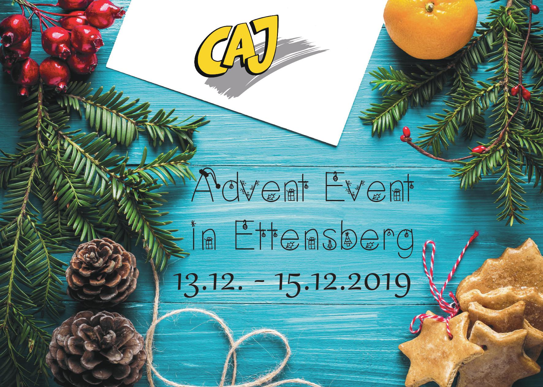 Flyer Advent 2019 vorne